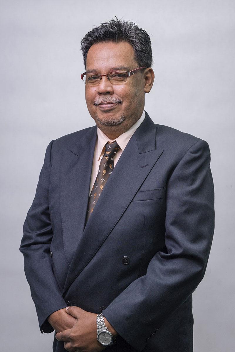 Mr Abdul Razak Bin Montel, Head of Sales, Manufacturing