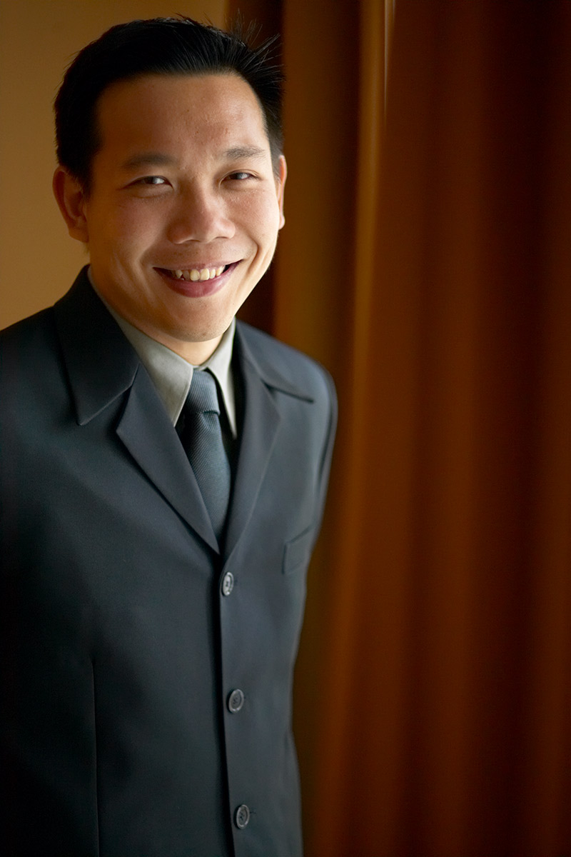 Mr Benjamin Choo, Independent Director