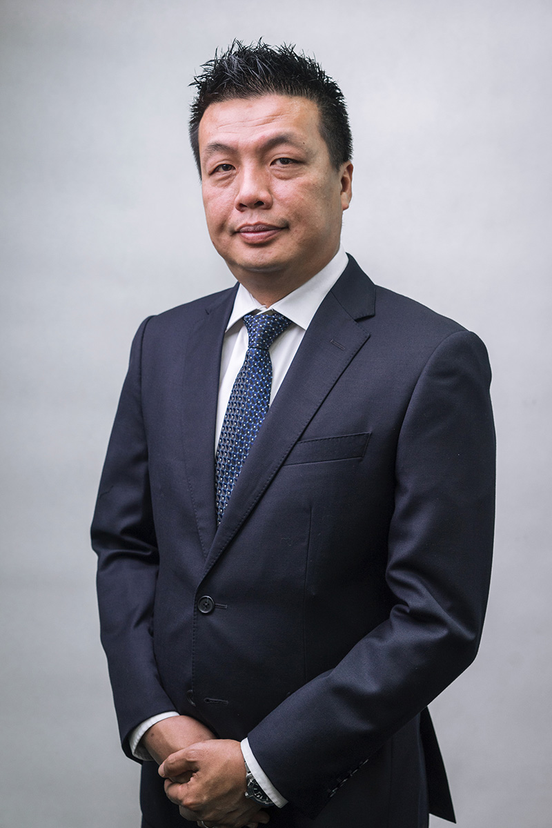 Mr Edmund Lai Sou Wei, Independent Director