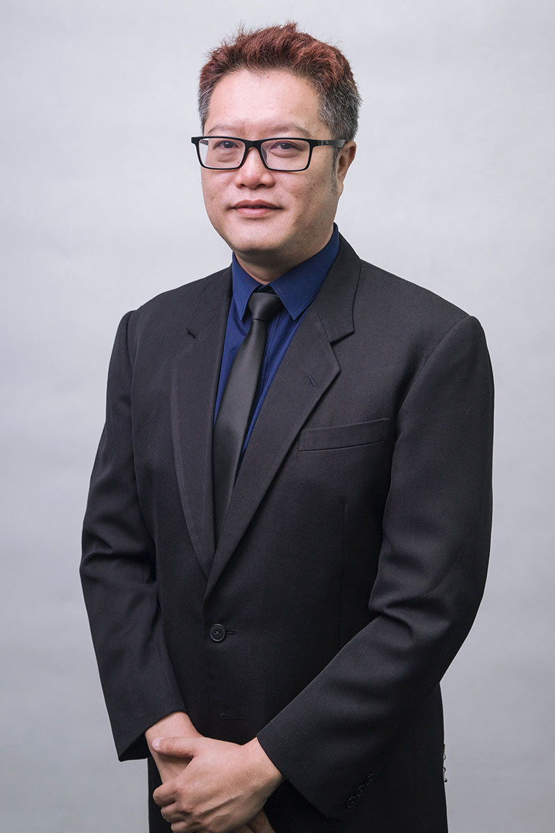 Mr Wong Sai Hou, Head of Group Expansion & Strategy, and Head of Dealership