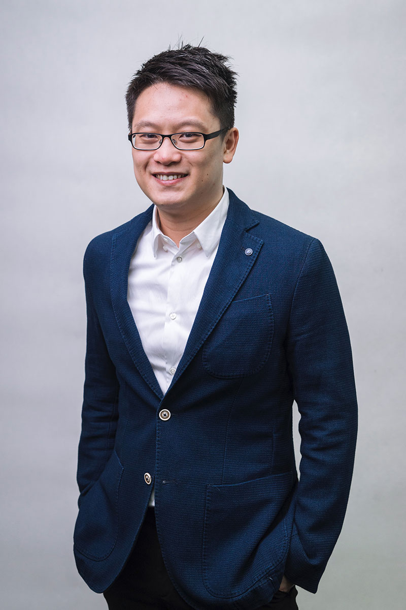 Mr Wong Sai Keat, Head of Engineering and R&D, Manufacturing